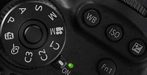 الخيارات المتاحة لانواع التصوير