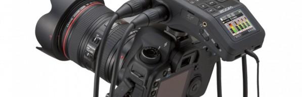 عملاق التسجيلات Zoom H6