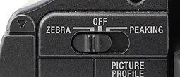 ماذا تعرف عن خيار zebra في كاميرات الفيديو