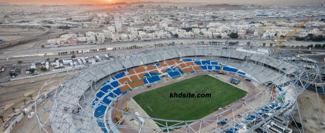 صور حديثة من استاد الامير عبدالله الفيصل بجدة