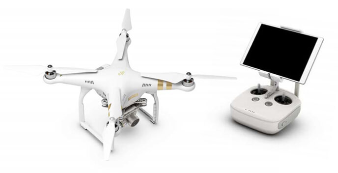 Phantom 3 with Controller