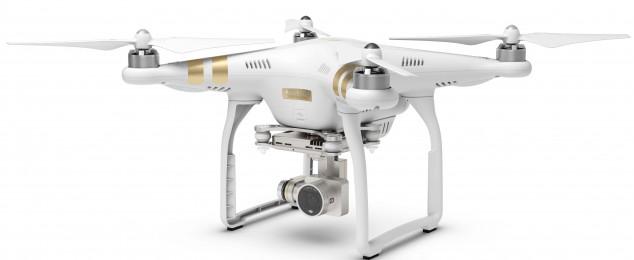 طائرة التصوير بدون طيار الجديدة  ..فانتوم ٣ قريبا في الاسواق